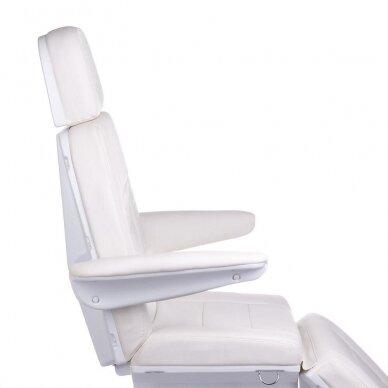 Elektrinis kosmetologinis krėslas BG-228, baltos sp. 5