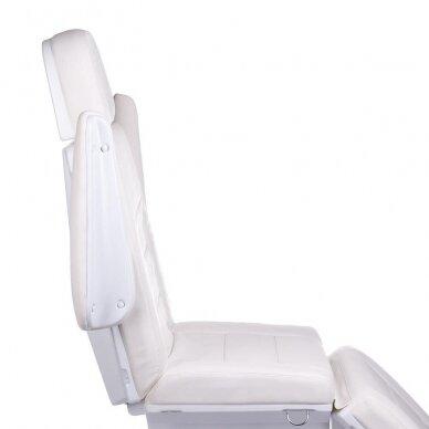 Elektrinis kosmetologinis krėslas BG-228, baltos sp. 6