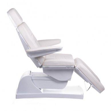 Elektrinis kosmetologinis krėslas BG-228, baltos sp. 7