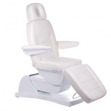 Elektrinis kosmetologinis krėslas BG-228, baltos sp.