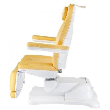 Elektrinis kosmetologinis krėslas BR-6672, geltonos sp. 5