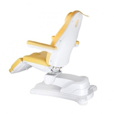 Elektrinis kosmetologinis krėslas BR-6672, geltonos sp. 8