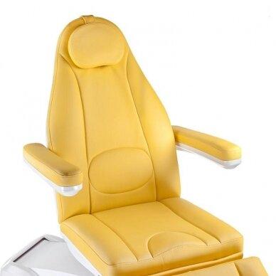 Elektrinis kosmetologinis krėslas BR-6672, geltonos sp. 2