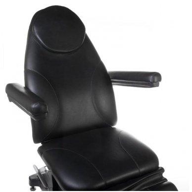 Elektrinis kosmetologinis krėslas BT-158, 3 varikliai, juodos sp. 2