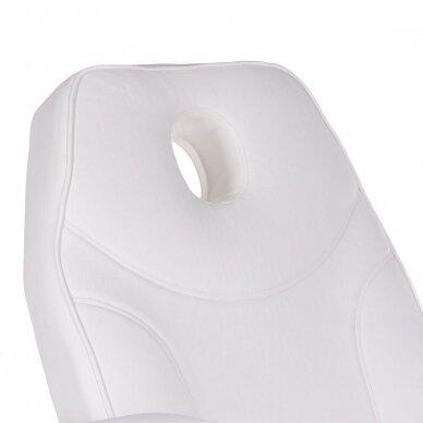Elektrinis kosmetologinis krėslas BW-245, baltos sp. 4