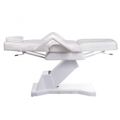 Elektrinis kosmetologinis krėslas BW-245, baltos sp. 7