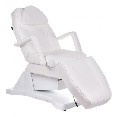 Elektrinis kosmetologinis krėslas BW-245, baltos sp.