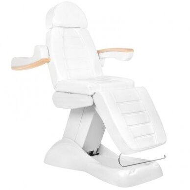 Elektrinis kosmetologinis krėslas LUX nuotolinis, belaidis valdymas 2