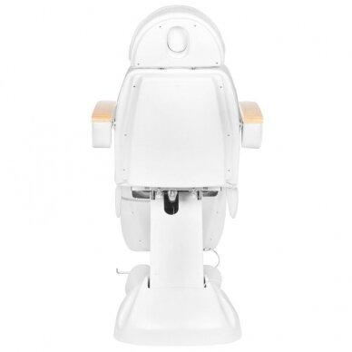 Elektrinis kosmetologinis krėslas LUX nuotolinis, belaidis valdymas 6