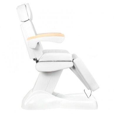 Elektrinis kosmetologinis krėslas LUX nuotolinis, belaidis valdymas 9