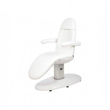 Elektrinis kosmetologinis krėslas - lova Weelko Vome, baltos sp. 2