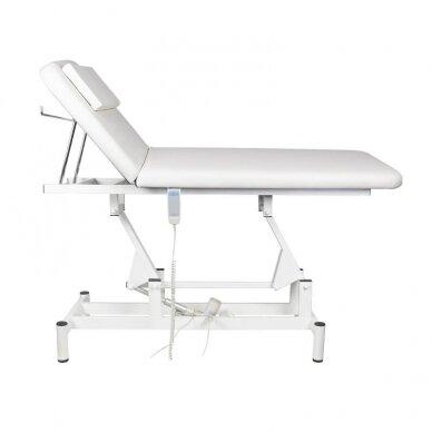 Elektrinis masažo stalas 079, baltos sp. 3