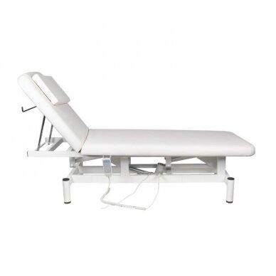 Elektrinis masažo stalas 079, baltos sp. 4