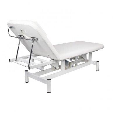 Elektrinis masažo stalas 079, baltos sp. 5