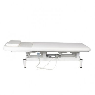 Elektrinis masažo stalas 079, baltos sp. 6