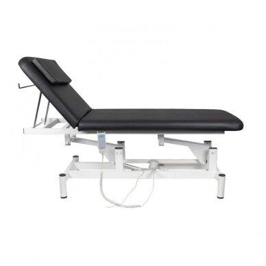 Elektrinis masažo stalas 079, juodos sp. 2