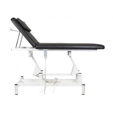 Elektrinis masažo stalas 079, juodos sp. 3