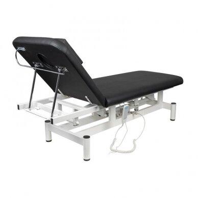 Elektrinis masažo stalas 079, juodos sp. 5