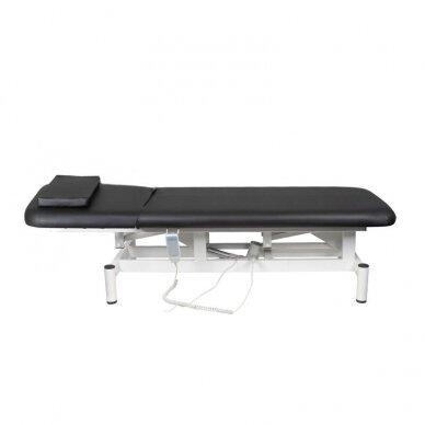 Elektrinis masažo stalas 079, juodos sp. 7