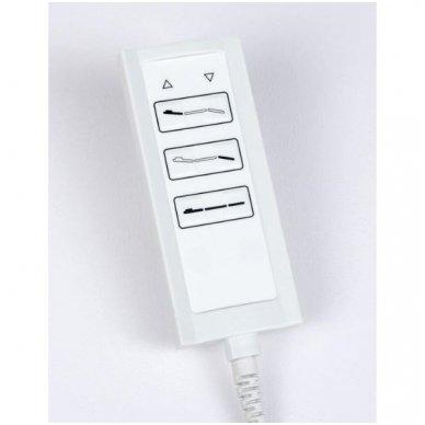 Elektrinė masažo lova - gultas SPA & WELLNESS BCH-2009, baltos sp. 4