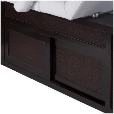 Elektrinė masažo lova - gultas SPA & WELLNESS BCH-2009, baltos sp. 2