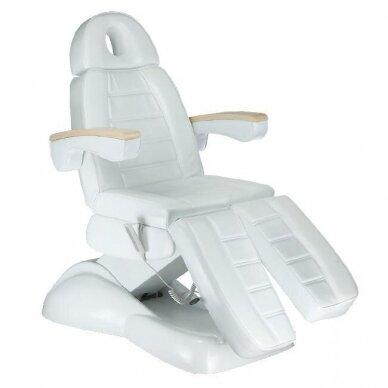 Elektrinis padikiūro/kosmetologinis krėslas BG-273C, baltos sp.