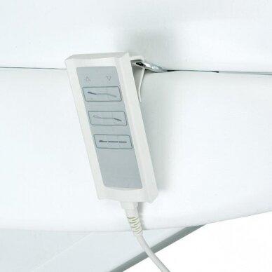 Elektrinis padikiūro/kosmetologinis krėslas BG-273C, baltos sp. 6