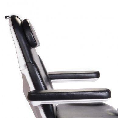 Elektrinis pedikiūro/kosmetologinis krėslas BD-8294, juodos sp. 5