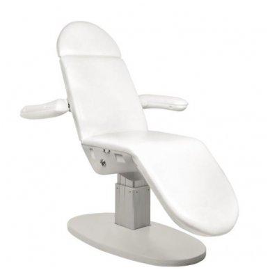 Elektrinis kosmetologinis krėslas 2240, baltos sp.