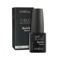 Gelinio nagų lako pagrindas KINETICS SHIELD Gel Polish Quick Base, 11 ml