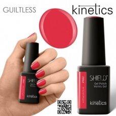 Gelinis nagų lakas Kinetics #462 RASPBERRY GIN, 15ml