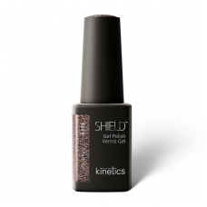 Gelinis nagų lakas Kinetics Shield Gel Polish BIT OF A DEVIL #449, 15ml