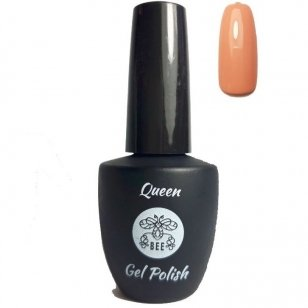 Gelinis nagų lakas Queen Bee Gel Polish #034, 9ml