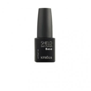 Gelinio nagų lako pagrindas KINETICS SHIELD Base Coat, 11 ml