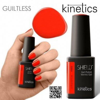 Gelinis nagų lakas Kinetics #463 GUILTLESS, 15ml