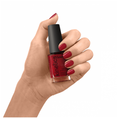 Nagų lakas Kinetics Solar Gel Polish REBEL HEART #448, 15ml 2
