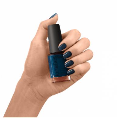 Gelinis nagų lakas Kinetics Shield Gel Polish WHATEVER, BLUE #452, 15ml 2