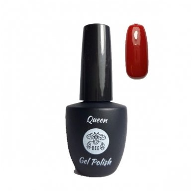Gelinis nagų lakas Queen Bee Gel Polish #006, 9ml