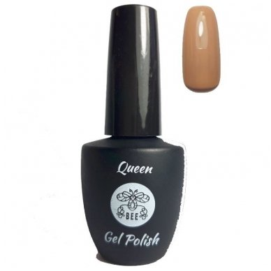 Gelinis nagų lakas Queen Bee Gel Polish #037, 9ml