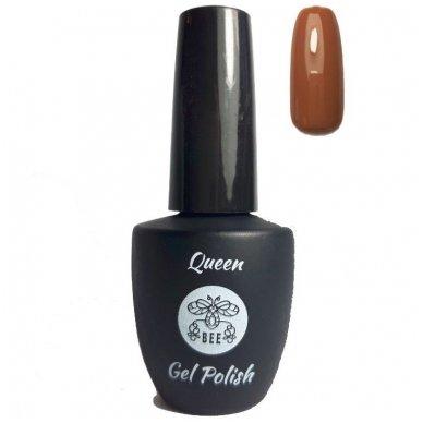 Gelinis nagų lakas Queen Bee Gel Polish #038, 9ml