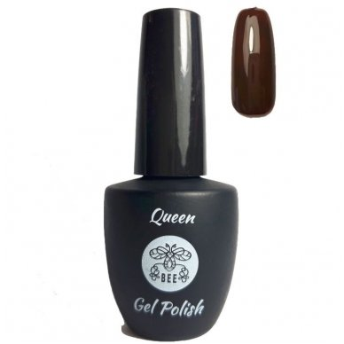Gelinis nagų lakas Queen Bee Gel Polish #039, 9ml