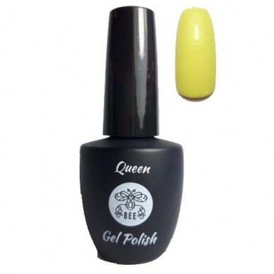 Gelinis nagų lakas Queen Bee Gel Polish #042, 9ml