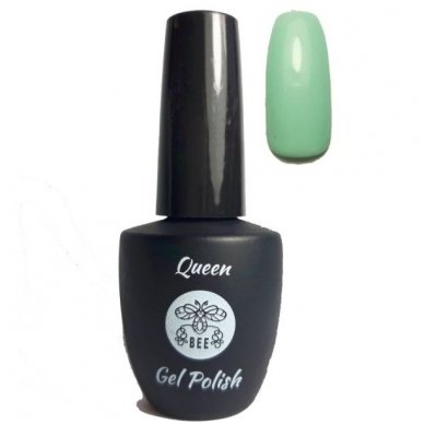 Gelinis nagų lakas Queen Bee Gel Polish #043, 9ml