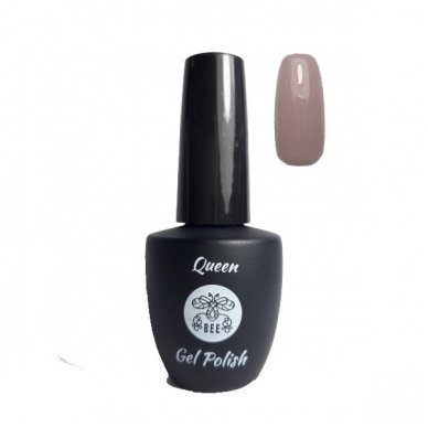 GELINIS NAGŲ LAKAS QUEEN BEE GEL POLISH #051, 9ML