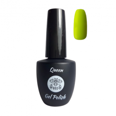 Gelinis nagų lakas Queen Bee Gel Polish 064, 9ml
