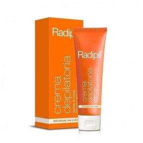 Greito poveikio depiliacinė pasta Radipil jautriai odai, veidui ir bikini sričiai su MEDUMI, 100 ml