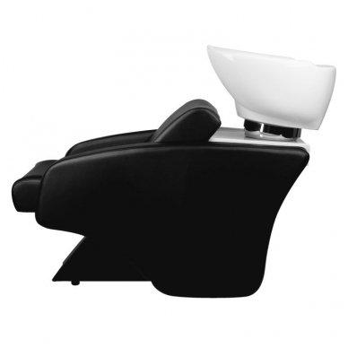 HAIR SYSTEM kirpyklos plautuvė, juodos sp. 5