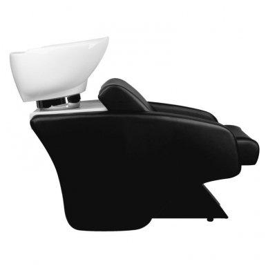 HAIR SYSTEM kirpyklos plautuvė, juodos sp. 4