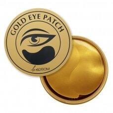 Hidrogelio paakių pagalvėlės Be Osom Gold Hydrogel Eye Patch, su auksu, 60 vnt.
