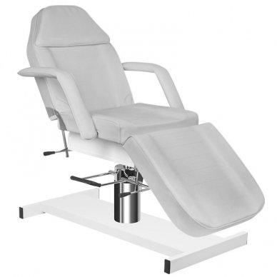 Hidraulinis kosmetologinis krėslas A 210, pilkos sp.